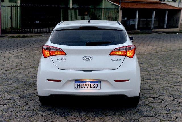 Hyundai HB-20 - 1.6 Premium Completo + Rodas Liga e Air-Bag HB20 - Foto 4
