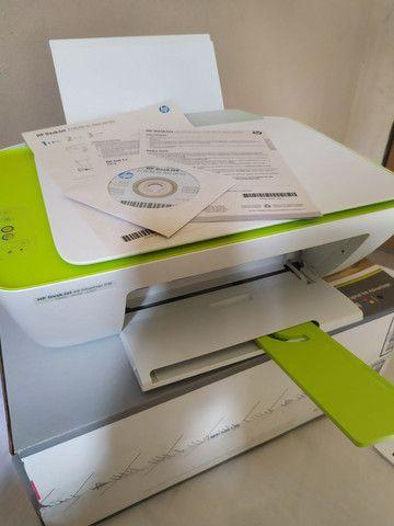 Impressora HP DeskJet ink Advantage 2136 - Foto 5