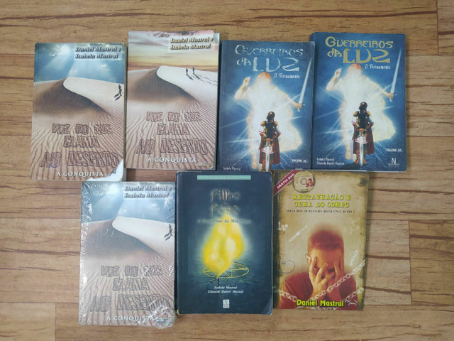 Kit Livros Cristãos 10 reais - Foto 2