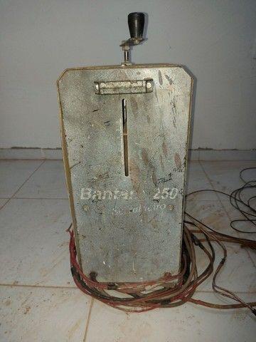 Máquina de solda elétrica Bantam 250. - Foto 4