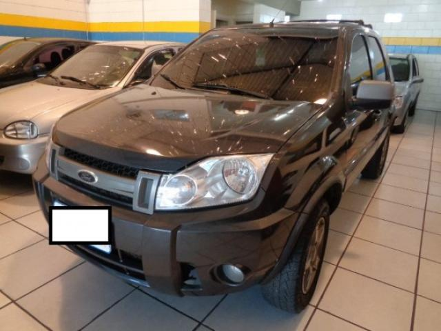 FORD ECOSPORT 2010 1.6 XLT FREESTYLE 8V FLEX 4P MANUAL