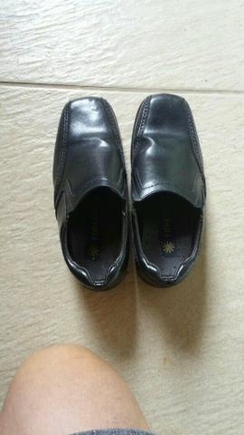 Sapato Social Infantil - N°34