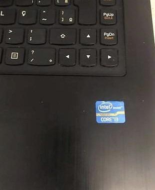 Vendo notebook Lenovo