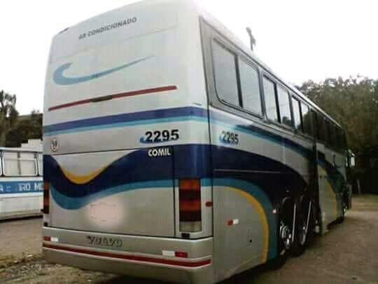 Ônibus galegiante comil volvo 380 B10M - Foto 2