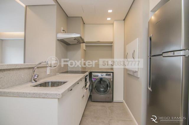 Apartamento à venda com 1 dormitórios em Auxiliadora, Porto alegre cod:164024 - Foto 13