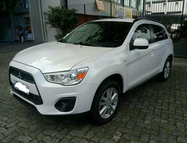 Mitsubishi Asx Asx 2.0 (aut) cvt 2013