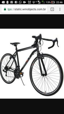 Bicicleta Speed Aro 700 - 21 Marchas - Câmbio Shimano Tourney