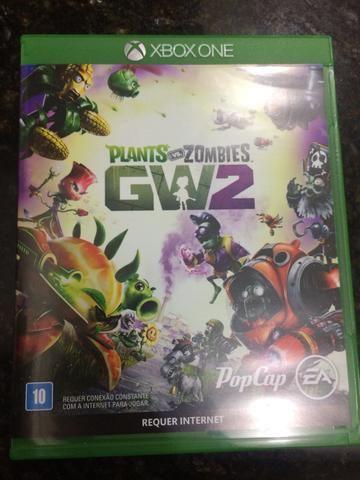Plants vs Zombies GW2 zero