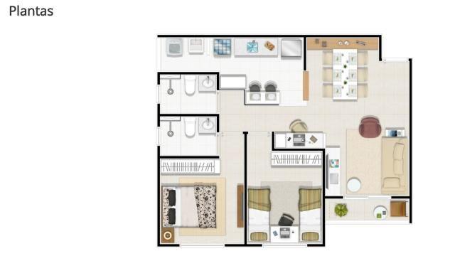 Apartamento Difference Parnamirim / Boa Esperança
