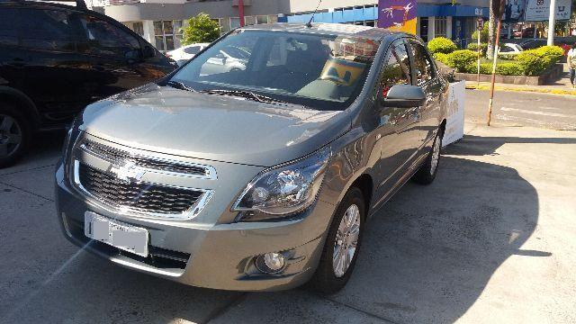 Gm - Chevrolet Cobalt 1.8 LTZ aut. , top de linha, impecável 2014 Multimidia Aceito Troca