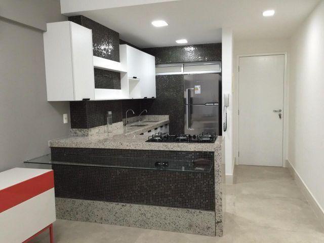 Apartamento 2/4 na Av. Afonso Pena no Tirol - 64 m² -Jardins do Alto - Semi Mobiliado