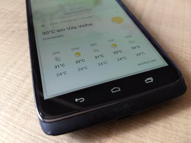 Moto Maxx 64Gb c/ Nota Fiscal, perfeito