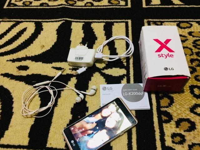 LG X Style Gold 16Gb