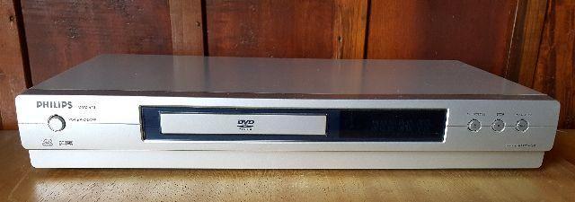 Dvd Player Philips Modelo 615