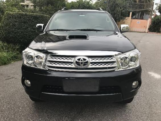 Toyota Hilux Sw4 Srv 4x4 Diesel - 2011