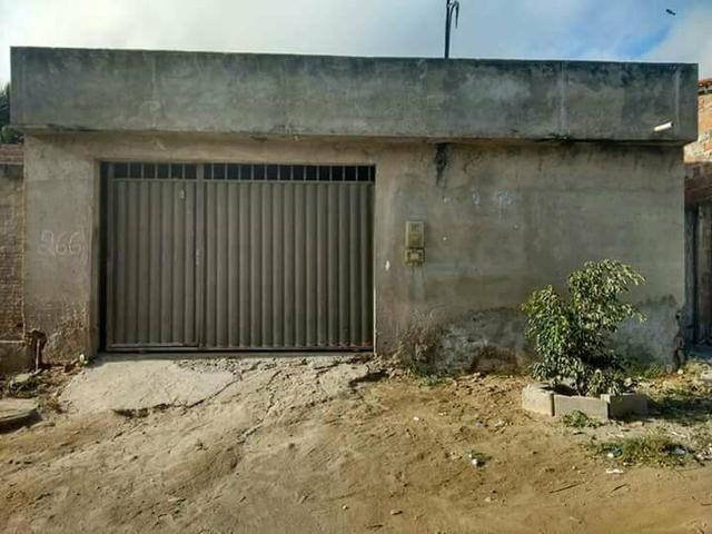 Vendo casa bairro José Liberato