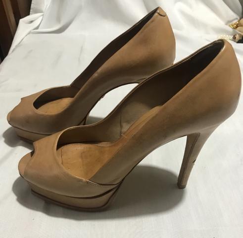 Sapato peep toe da Shultz, N 38