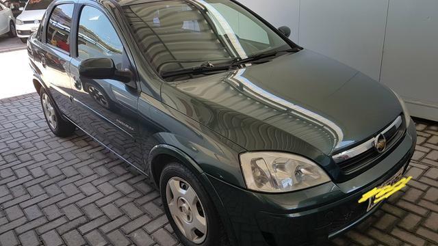 Corsa sedan premium 1.4 flex completo ano 2009
