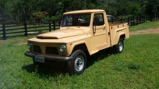 F 75 4x4 ORIGINAL Jeep
