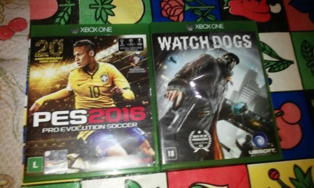 Jogos de Xbox one 40 leva os dois