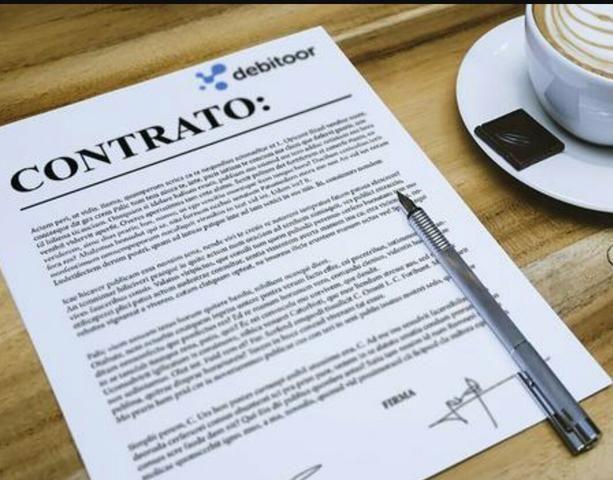 Faço contratos de compra e venda, aluguel e prestação de serviços.