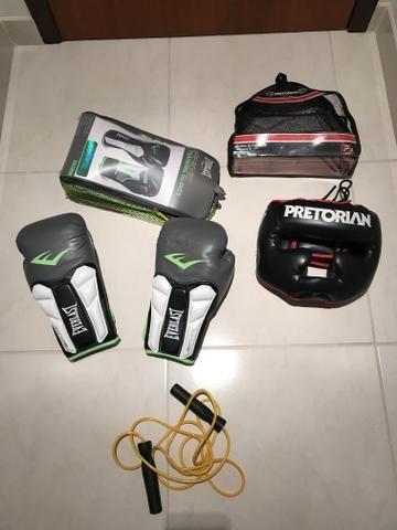 Kit para Boxe ou Thai