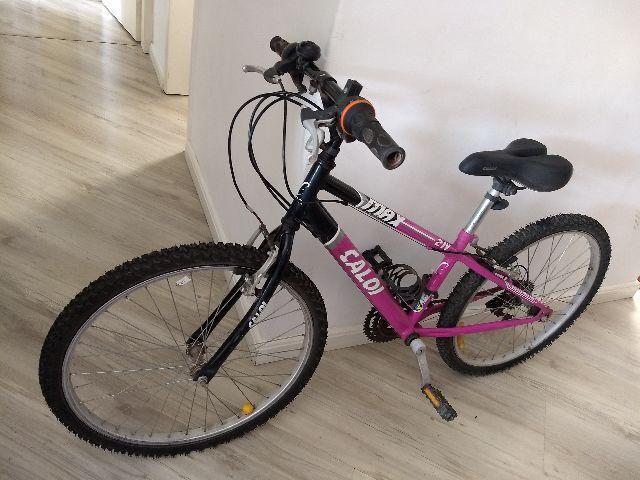 Bicicleta Caloi Max 21V