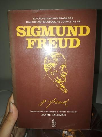 Coleção das obras de Freud