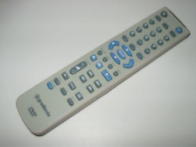 Controle Remoto Dvd Gradiente D 461 D 470 D 680 Dt 350
