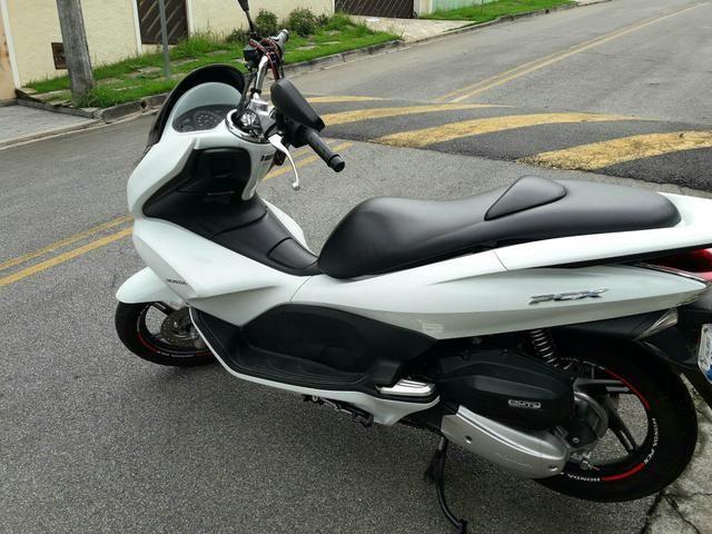 Vendo moto PCX 150 DLX 2014