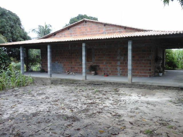 Linda Chácara com 3/4 Sombra / Escriturada / ACEITO NEGOCIAÇÃO / em Itaporanga