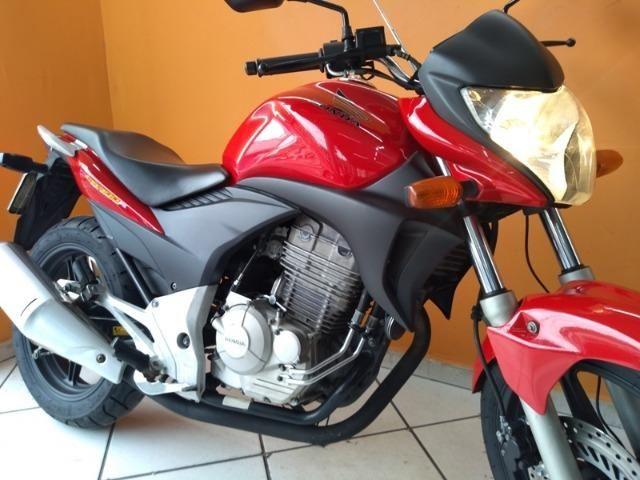 Honda CB 300 r 2010 Vermelha - Foto 3