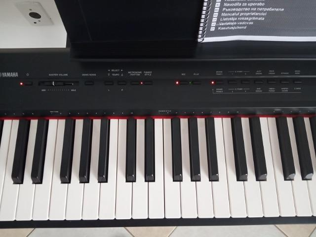 Yamaha Electric Piano Manuals