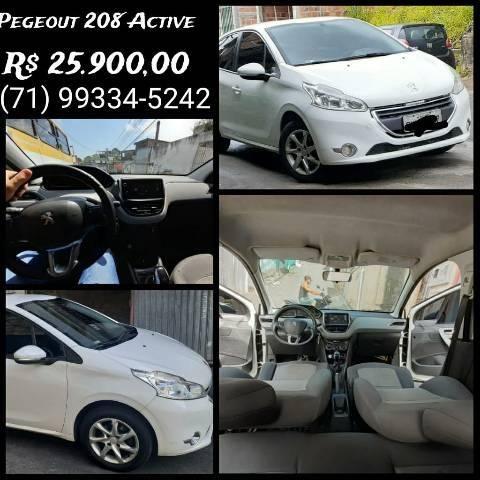 Peugeot 208 - Mod 2014 - Completão - Apenas 25.900,00 ! - Foto 3
