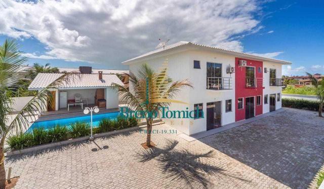 Casa com 3 dormitórios à venda, 125 m² por R$ 350.000 - Vilage I - Porto Seguro/BA - Foto 2
