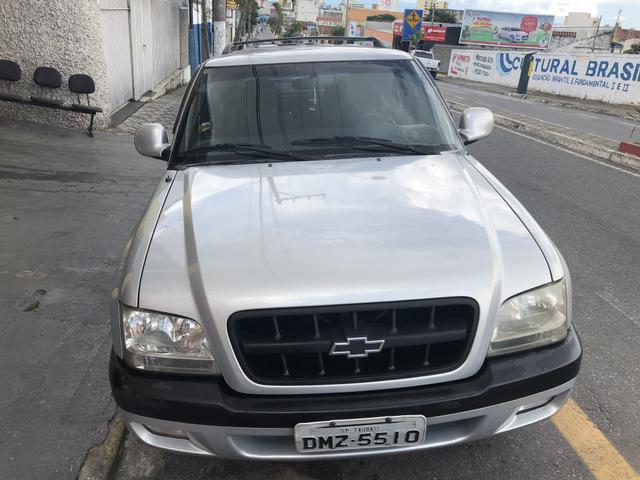 Blazer 2005 gasolina/gnv