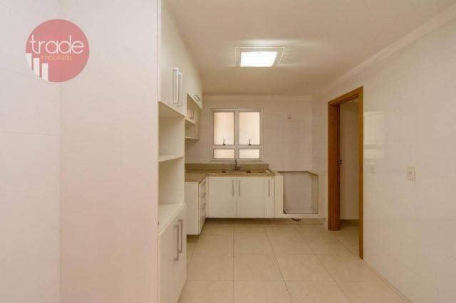 Apartamento com 3 dormitórios para alugar, 140 m² por r$ 3.200/mês - jardim saint gerard - - Foto 13