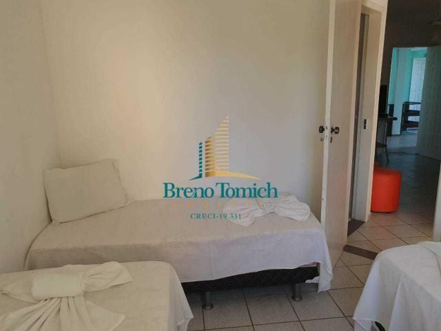 Apartamento com 2 dormitórios à venda, 48 m² por R$ 220.000,00 - Taperapuã - Porto Seguro/ - Foto 15