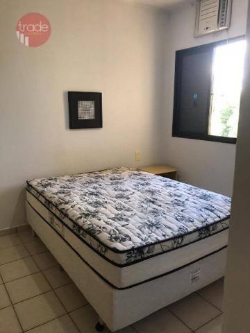 Apartamento com 1 dormitório para alugar, 37 m² por r$ 1.100/mês - nova aliança - ribeirão - Foto 3