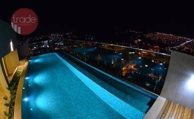 Apartamento com 1 dormitório para alugar, 34 m² por r$ 1.450/mês - santa cruz do josé jacq