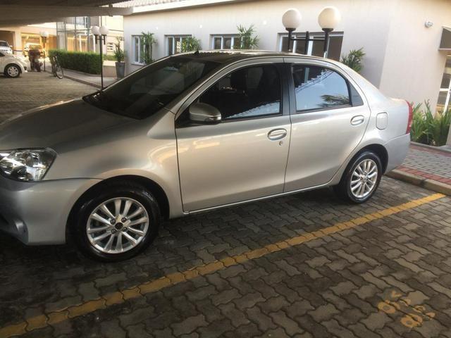 Vendo Toyota Etios Sedan 2016 Manual