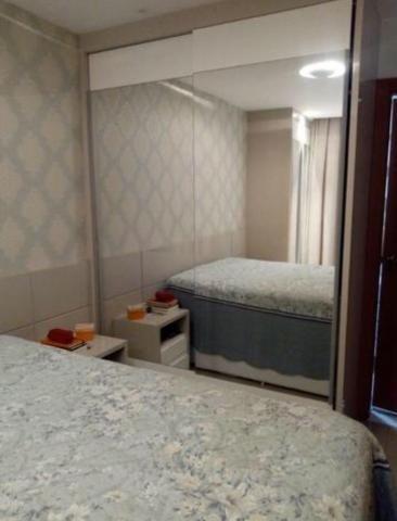 Murano Imobiliária aluga apartamento de 3 mobiliado quartos na Praia da Costa, Vila Velha  - Foto 13