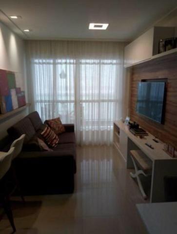 Murano Imobiliária aluga apartamento de 3 mobiliado quartos na Praia da Costa, Vila Velha  - Foto 7