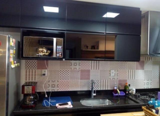 Murano Imobiliária aluga apartamento de 3 mobiliado quartos na Praia da Costa, Vila Velha  - Foto 6