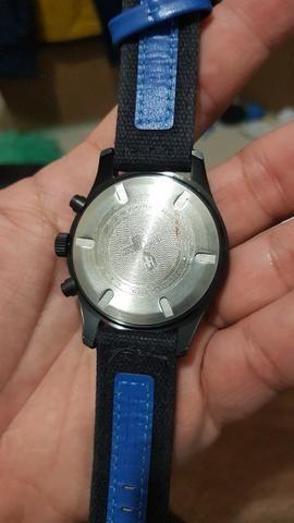 ceb2dbb8bec Relógio importado Aviador Holuns 1899 novo - Bijouterias