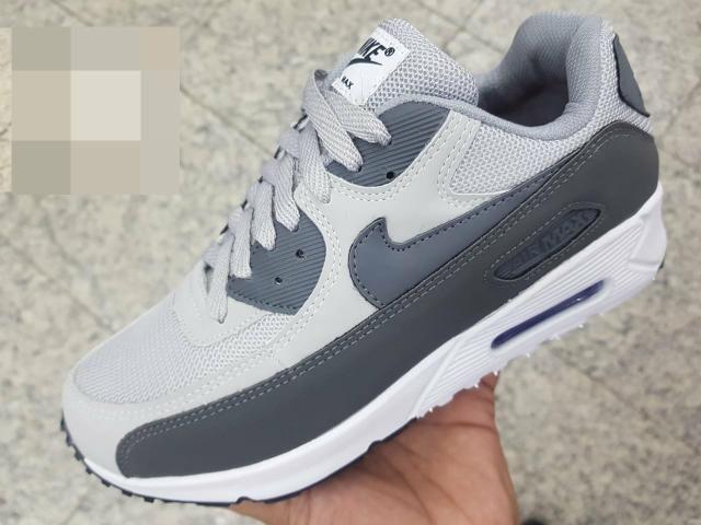 0c87637705 Promoção Tênis Nike Air Max 90 gel Amortecedor Masculino Estiloso ...