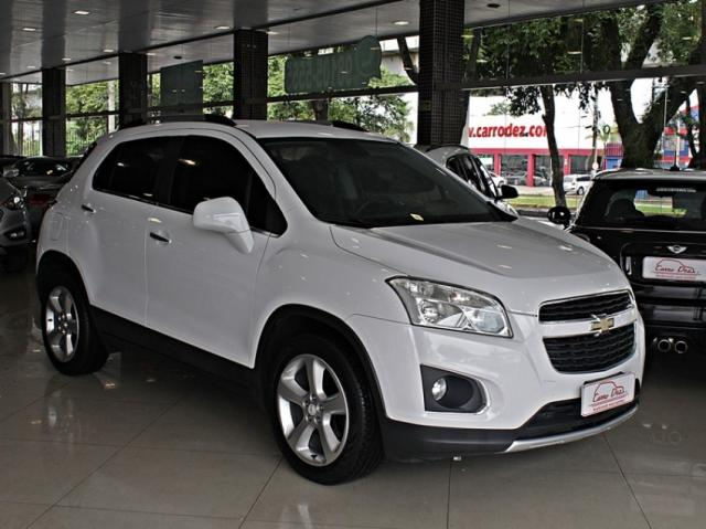 Chevrolet Tracker Chevrolet Tracker LTZ 1.8 AT 4P