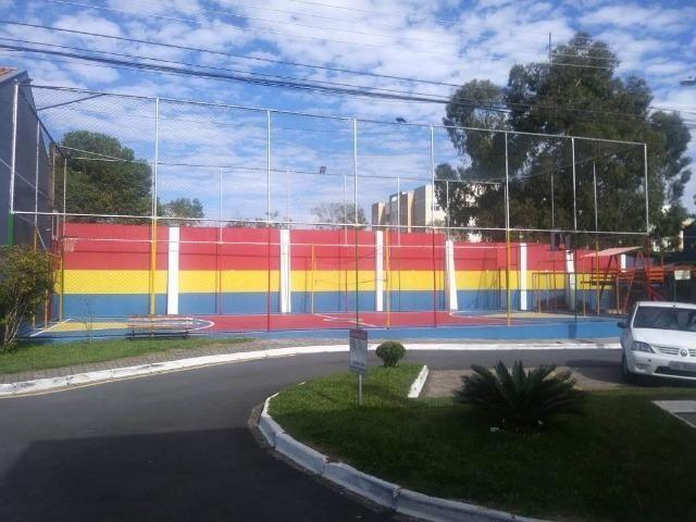 Sobrado em condomínio para venda no bairro Xaxim - Curitiba - PR - Foto 14