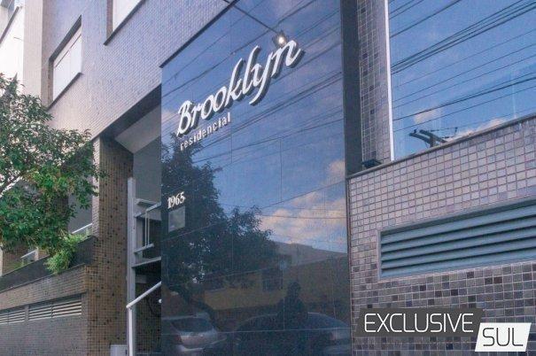 Para investidores, apartamento alugado no Residencial Brooklin,