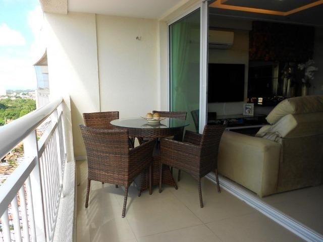 Apartamento no Allegro 14º andar, todo projetado, 3 quartos, 2 vagas - Foto 6